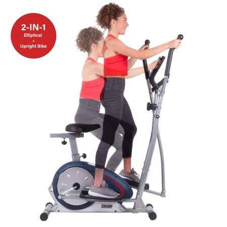 Body Champ BRM2788 Cardio Dual Trainer