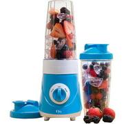 Elite Cuisine Personal Drink Mixer (2) 28-oz Travel Mugs