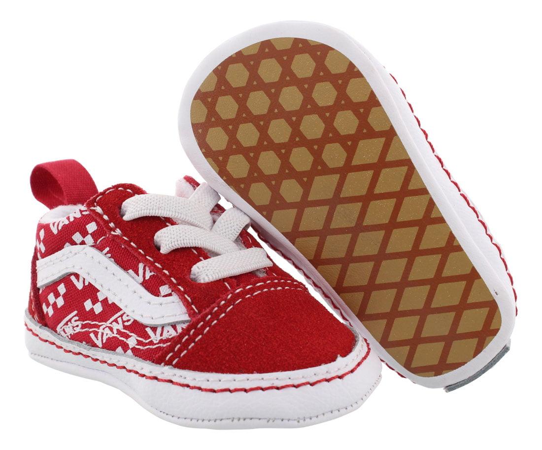 Vans Old Skool Crib Baby Girls Shoes