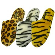 Easy USA S531-T Lady Plush Slippers - 36 Pairs