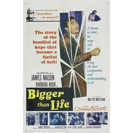 Bigger than Life POSTER Movie Mini - Scarier Than Halloween