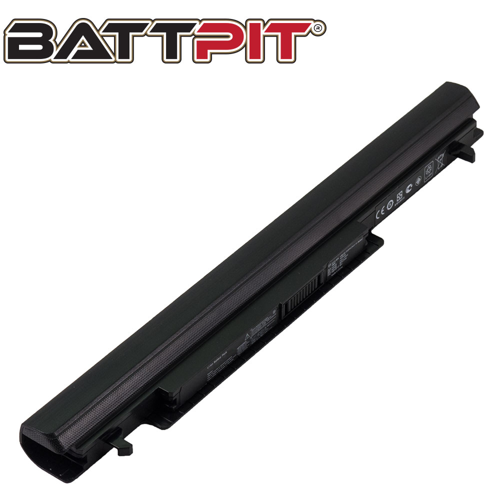BattPit: Laptop Battery Replacement for Asus A46C, A31-K56, A32-K56, A41-K56, A42-K56