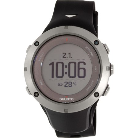 Suunto Ambit 3 HR Bluetooth GPS Chronograph Mens Watch ...