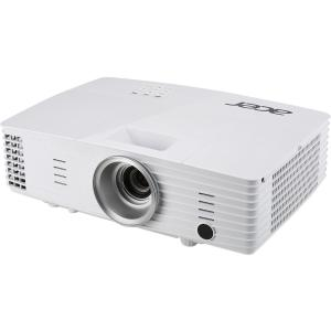 Acer P1185 3D Ready DLP Projector - HDTV - 4:3 - Front, R...