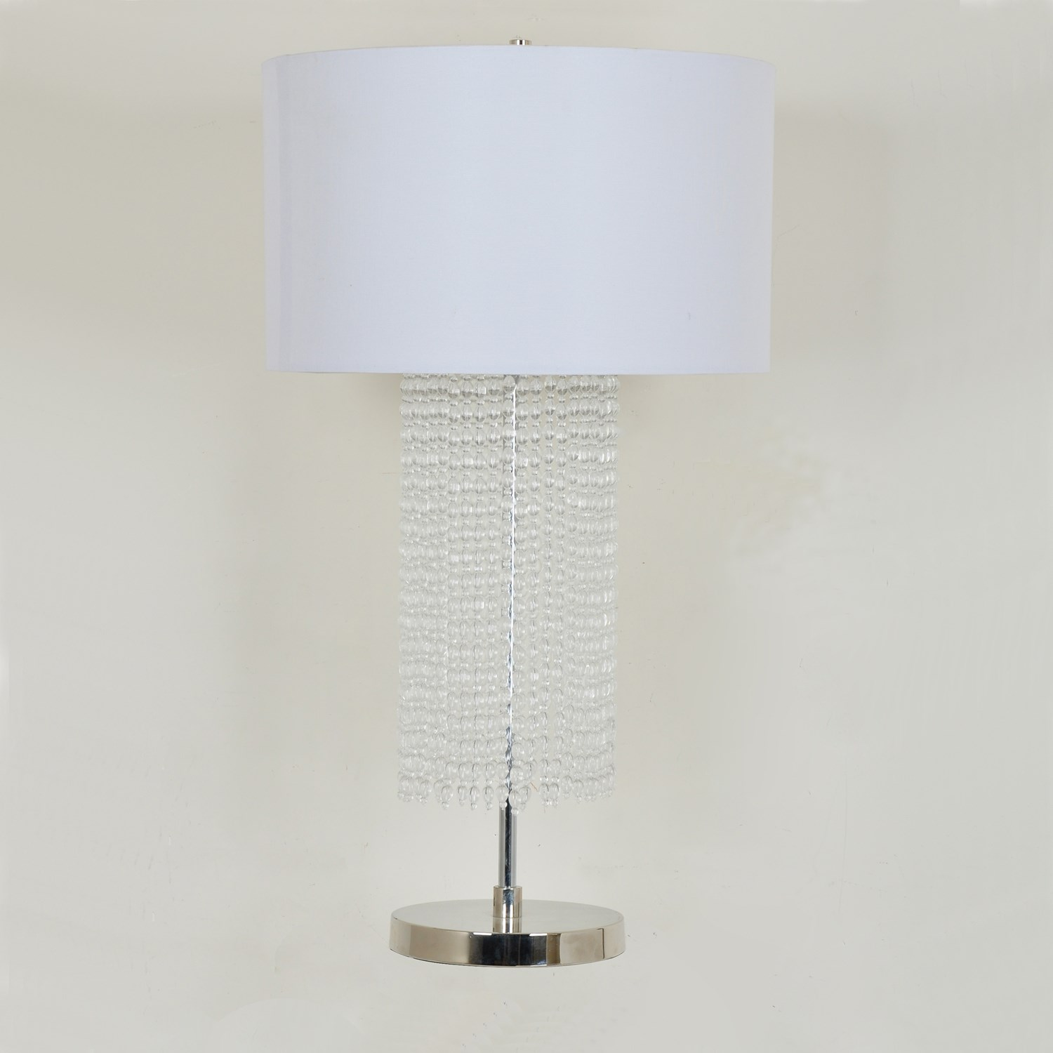 Crestview 30 5 H Crystal Beads Table Lamp Cvabs1081 Walmart Com
