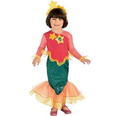 Dora Explorer Costume (rubies dora the explorer mermaid child costume,)