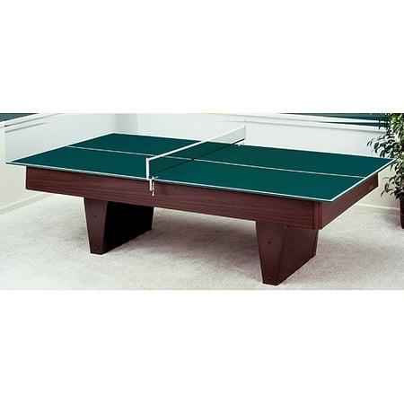 Stiga table tennis conversion top for pool tables - Pool table table tennis ...