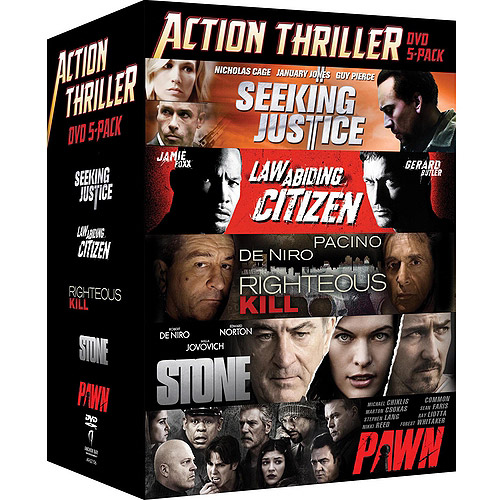 Action Thriller Gift Set (Widescreen)