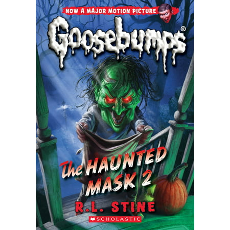 Classic Goosebumps: The Haunted Mask 2 - Goosebumps 2000 Headless Halloween