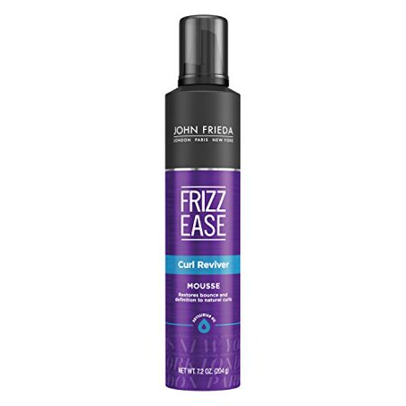 John Frieda Frizz Ease Curl Reviver Styling Mousse, 7.2 Ounce - image 1 of 1