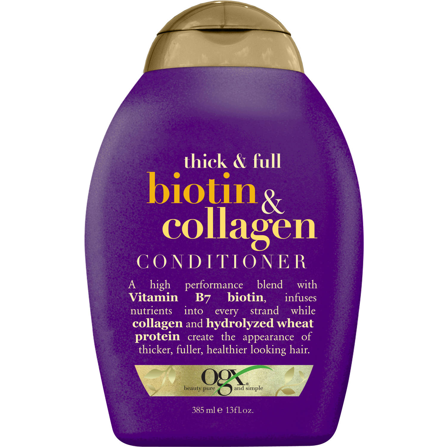 OGX Biotin & Collagen Conditioner, 13 fl oz