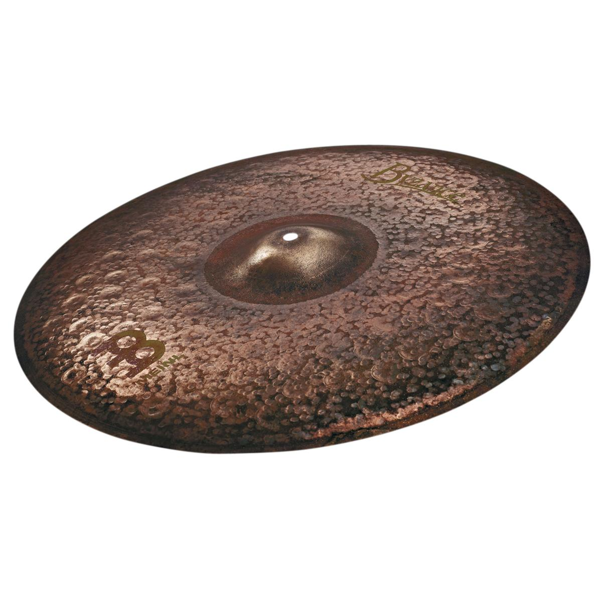 """Meinl 21"""" Byzance Mike Johnston Signature Extra Dry Transition Ride Cymbal by Meinl"""