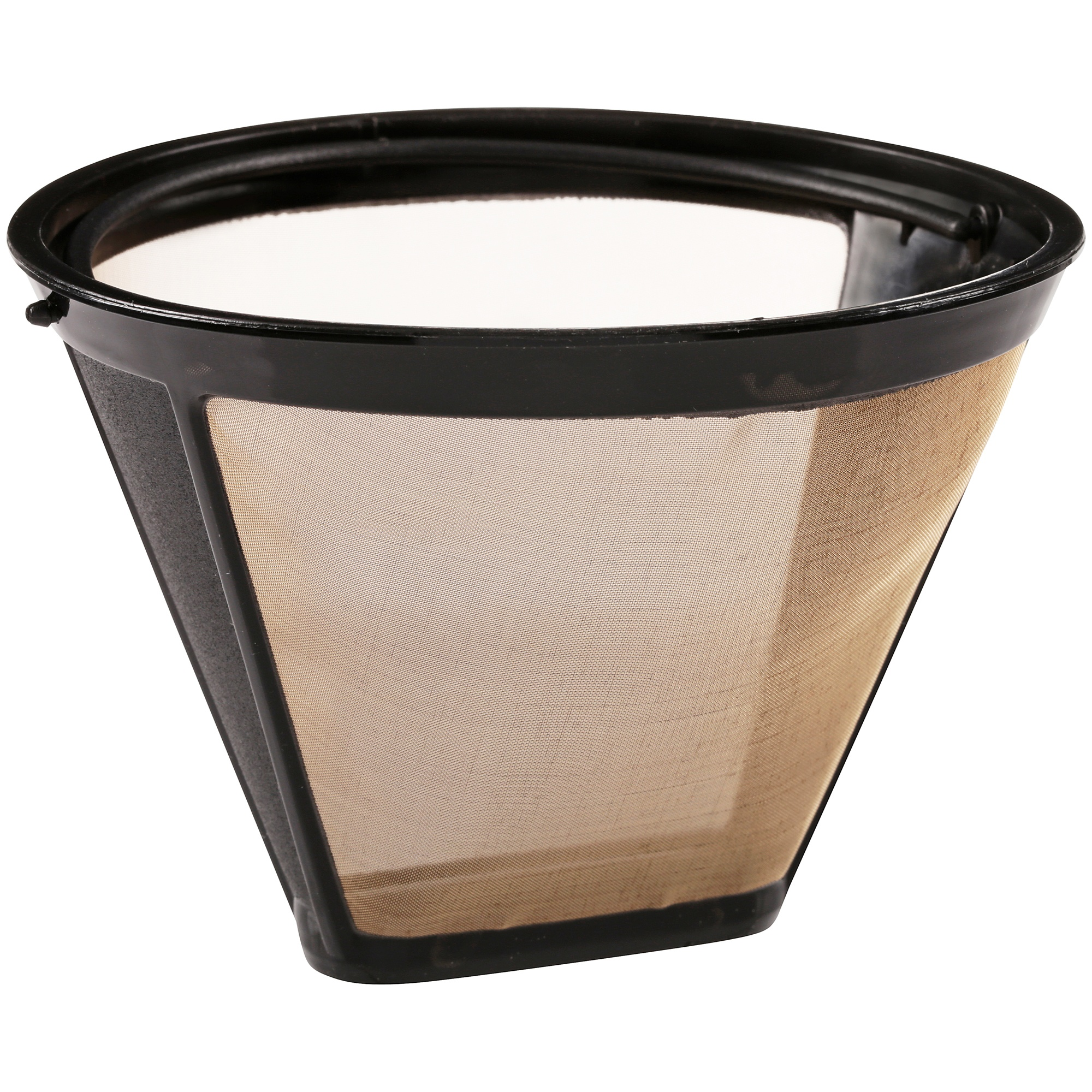 Click here to buy Medelco Café Brew Collection #4 Cone Universal Permanent Coffee Filter by Medelco, Inc..