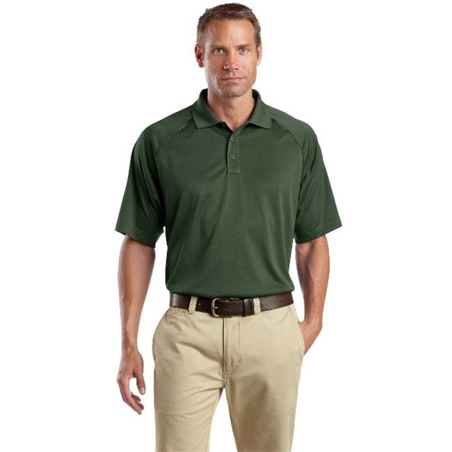 Cornerstone® - Select Snag-Proof Tactical Polo. Cs410 Dark Green S - image 1 of 1