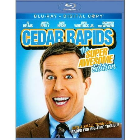 Cedar Rapids (Blu-ray) (Widescreen) (Party City Cedar Rapids)