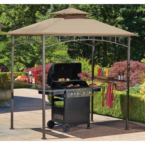 Sunjoy Replacement Canopy for Grill Gazebo