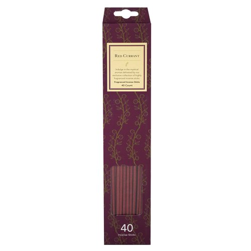 Incense Sticks, Red Currant