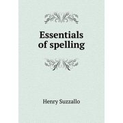 Essentials of Spelling