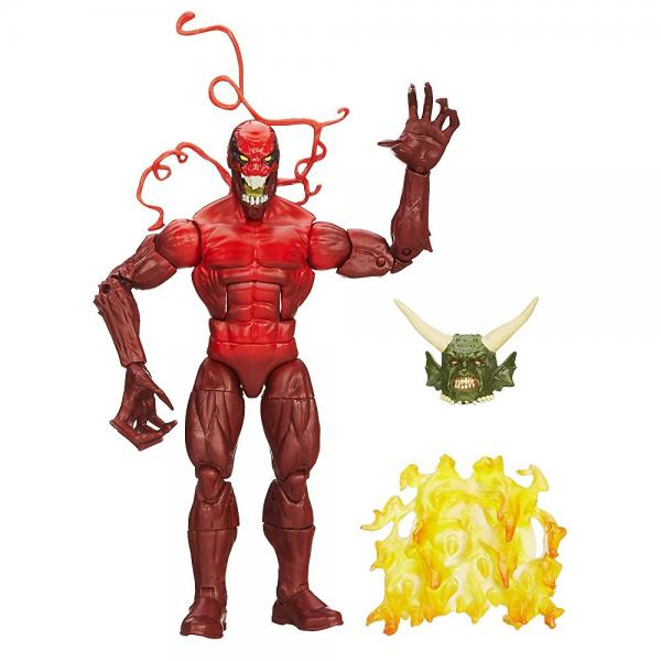 Spider-Man Marvel The Amazing Spider-Man 2 Marvel Legends Infinite Series Spawn of Symbiotes Action Figure... by