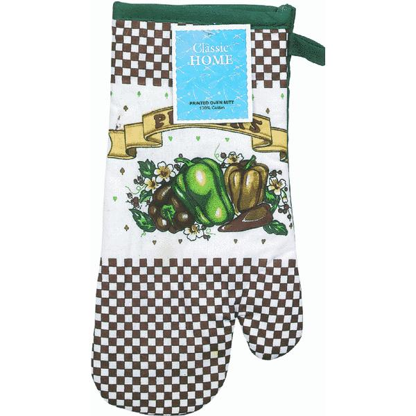 Promotions Unlimited Classic Home Oven Mitt
