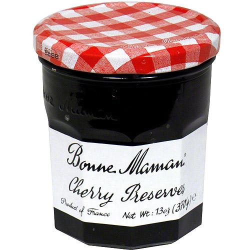 Bonne Maman Cherry Preserves, 13 oz (Pack of 6)