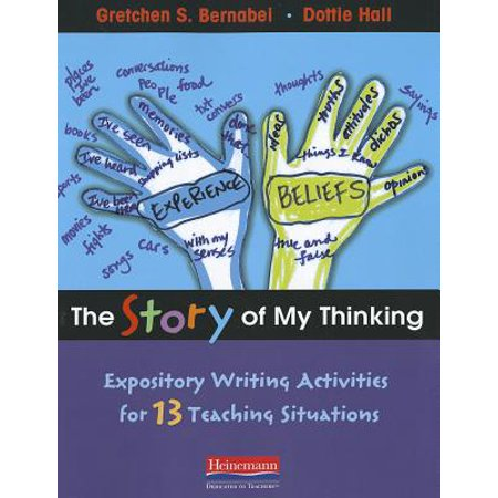 Halloween Writing Activities Elementary (The Story of My Thinking : Expository Writing Activities for 13 Teaching)