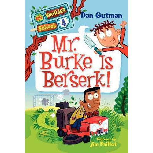 Mr. Burke Is Berserk!
