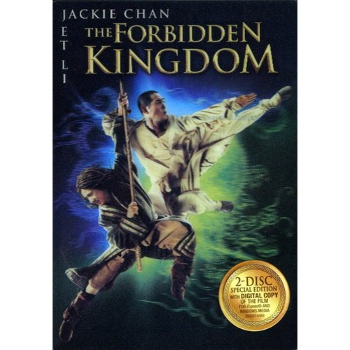 The Forbidden Kingdom (Two-Disc Special Edition + Digital Copy) dvd (2008) ...