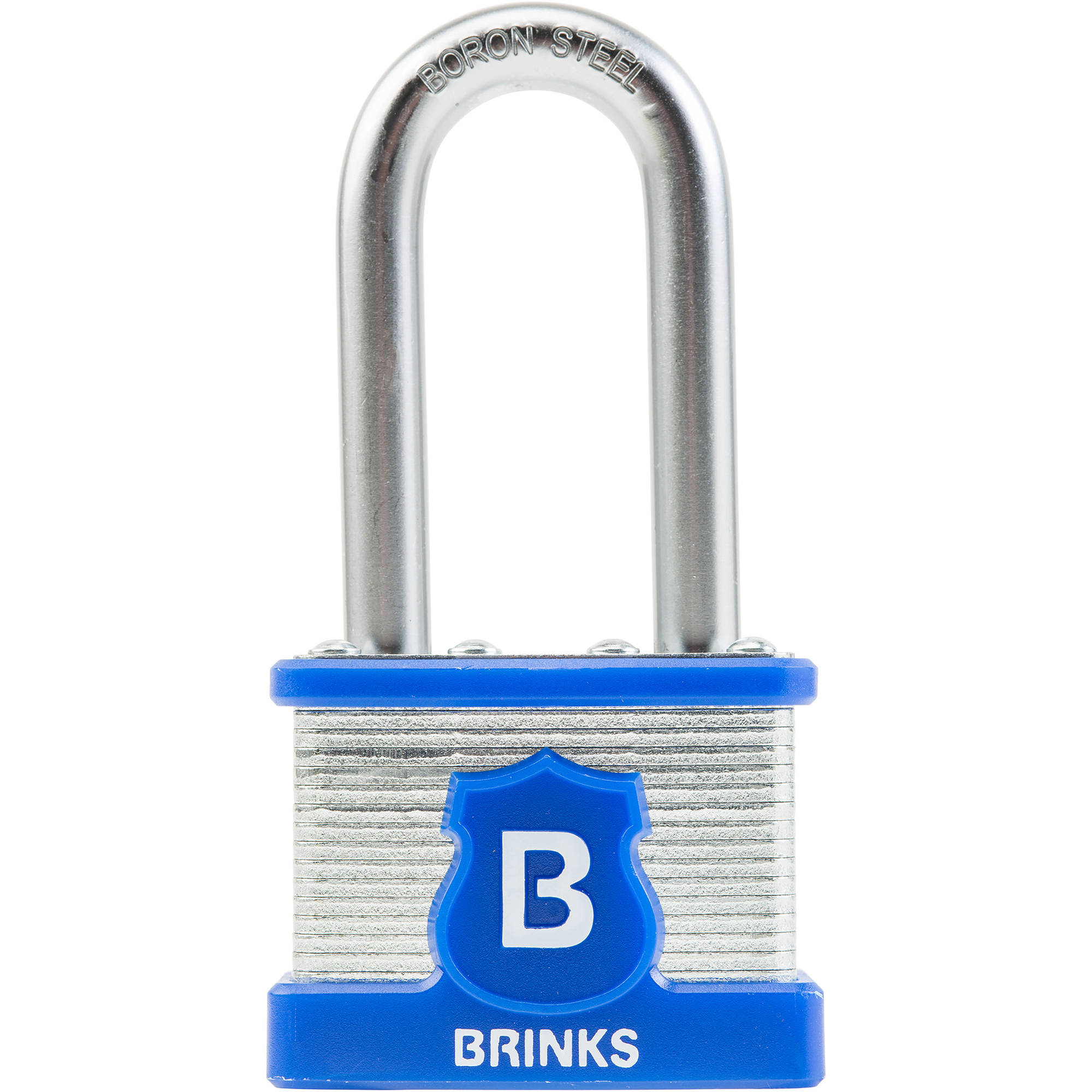 65MM SHACKLE TALL WEATHER PROOF LAMINATED LOCK STEEL PADLOCK WITH 4 KEY
