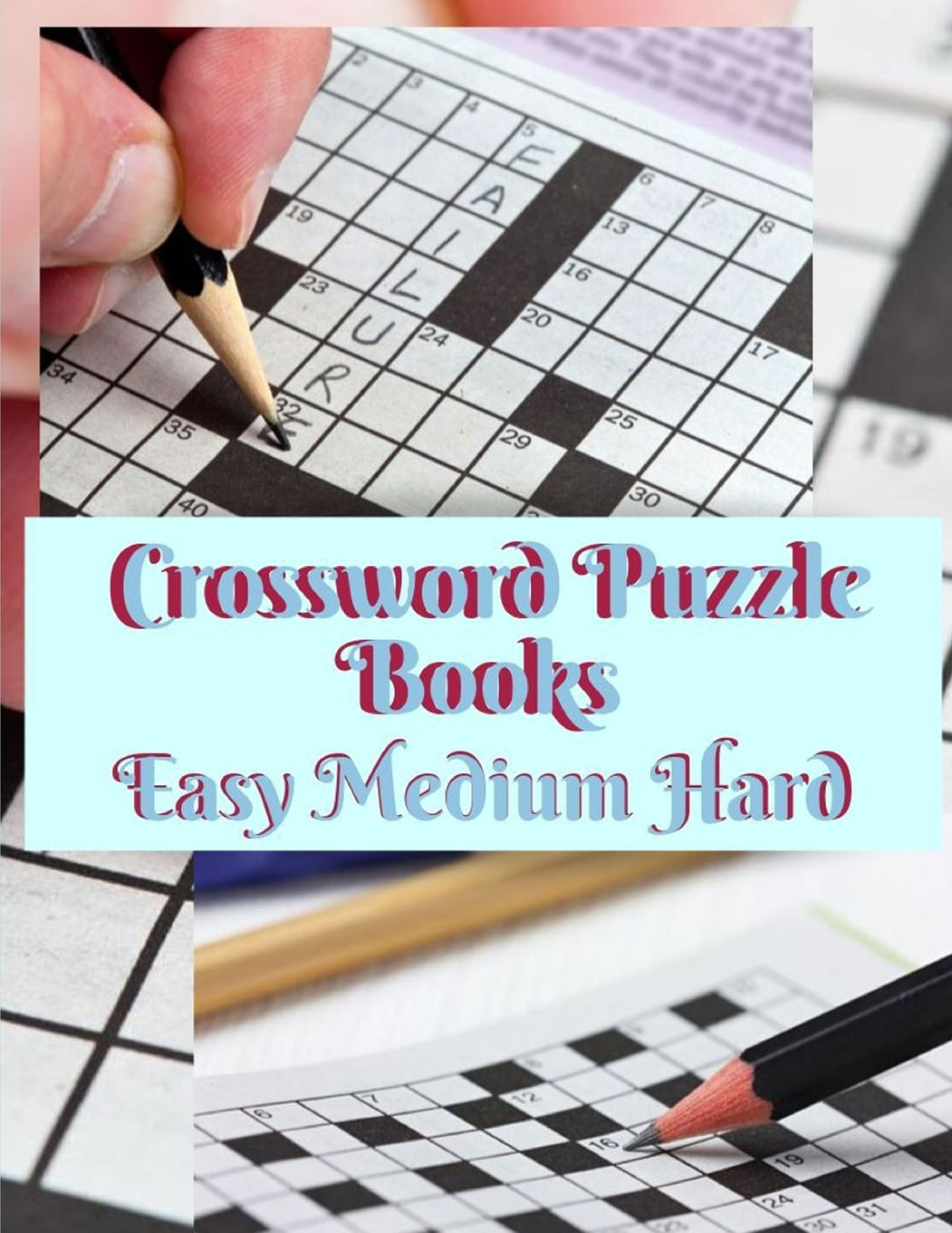 Crossword Puzzle Books Easy Medium Hard Usa Today Crossword Puzzle Books For Adults Easy Crosswords Puzzle Book Puzzles Trivia Challenges Specially Designed To Keep Your Brain Young Paperback Walmart Com