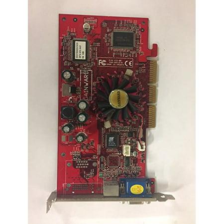 Gainward GF4 MX-440 64MB Video Card- GW1500GO031  -Refurbished
