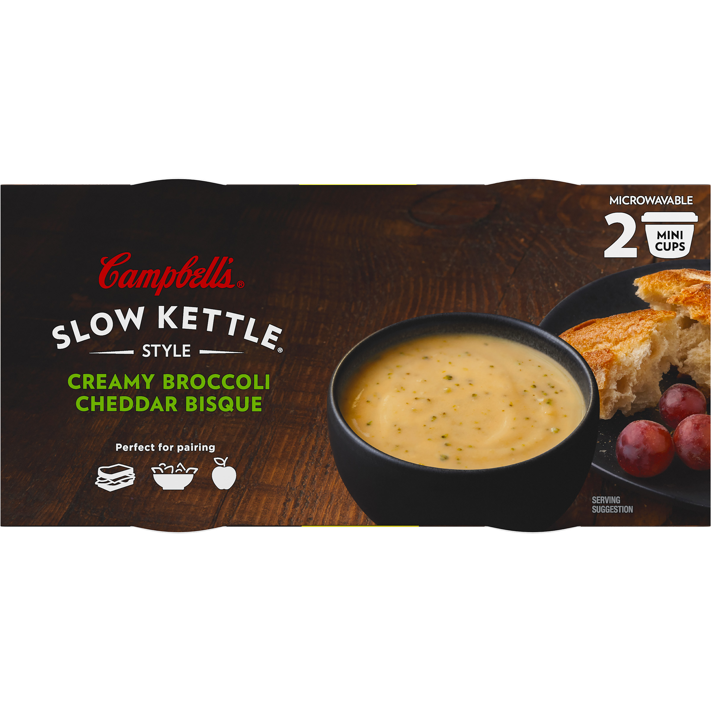 Campbell's Slow Kettle Style Microwave