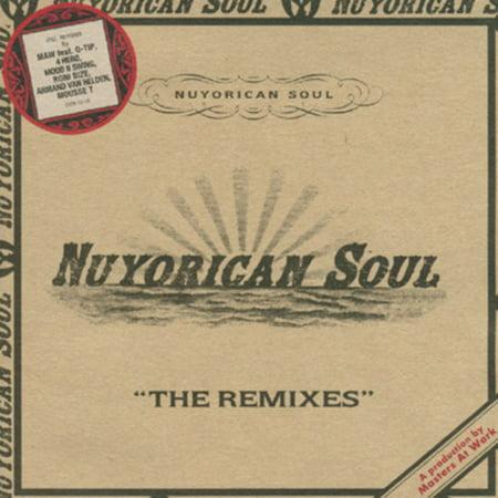 Nuyorican Soul - Remixes [CD] - Halloween Dj Remixes