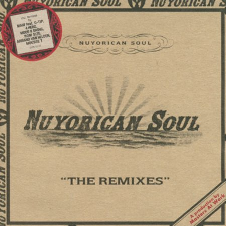 Nuyorican Soul - Remixes [CD] - Remixed Halloween Music