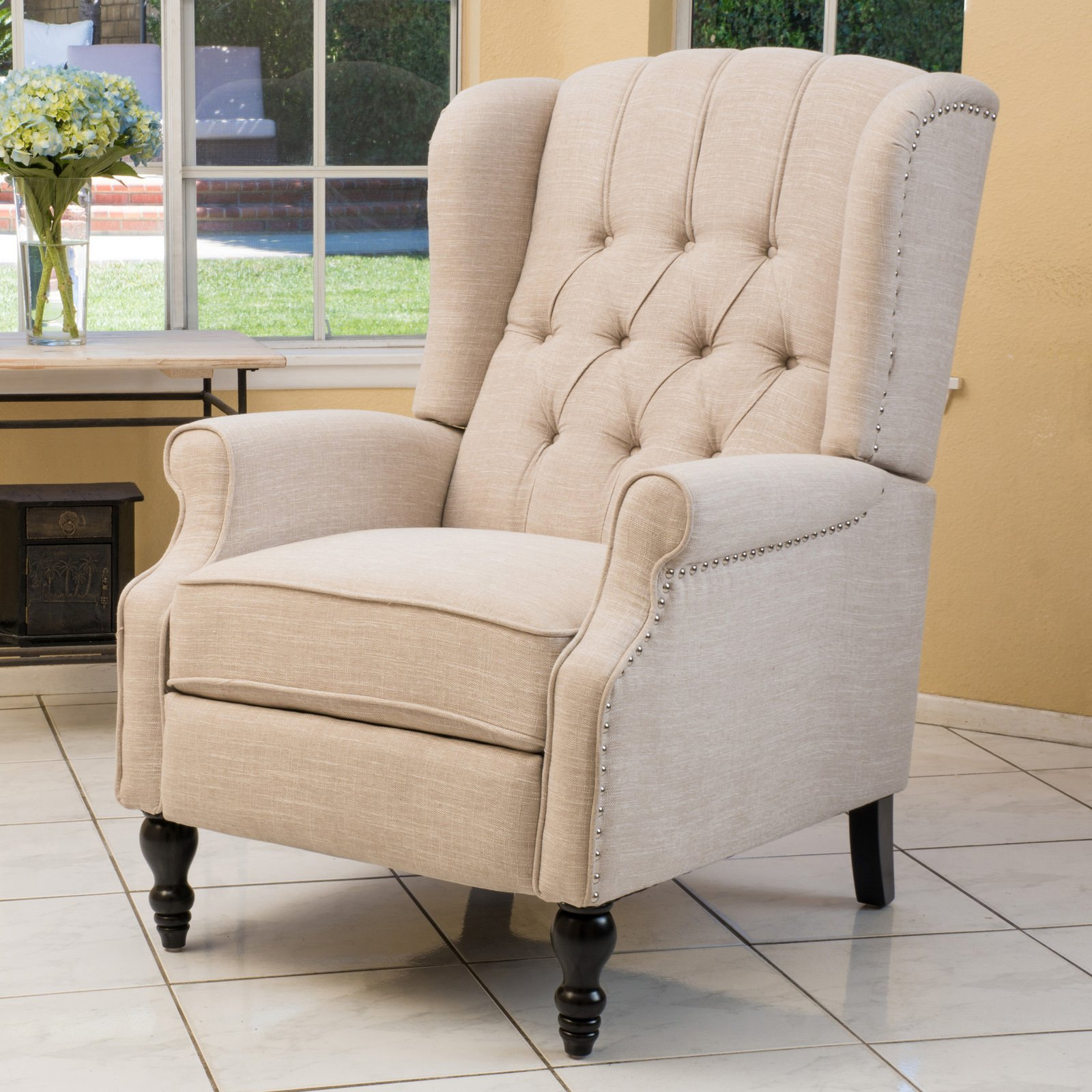Best Selling Home Decor Simon Recliner by