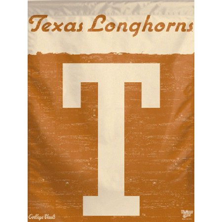 - University of Texas Longhorns Vertical Flag NCAA