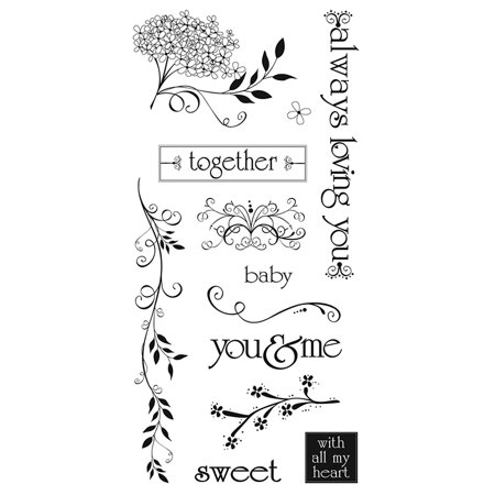 Fiskar Clear Stamps, Marina Drive, Clear Stamps come in fun themes By  Fiskars