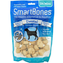 Dog Treats: SmartBones Dental