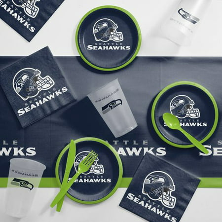 Seattle Seahawks Tailgating Kit](Tailgating Decorations)