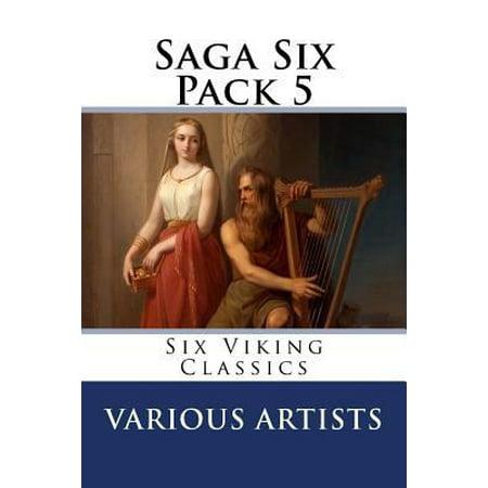 Saga Six Pack 5