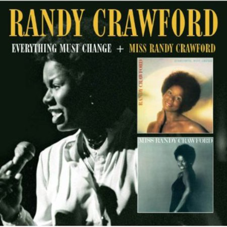 Randy Crawford   Everything Must Change Miss Randy Crawford  Cd