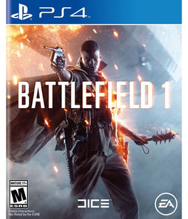 Battlefield 1 for PlayStation 4 by EA