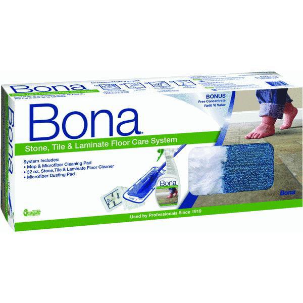 Bona Stone, Tile & Laminate Floor Care Kit Boxed