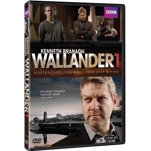 Wallander: Sidetracked / Firewall / One Step Behind (Widescreen)