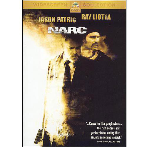 Narc [dvd] [ws] (paramount Home Video)