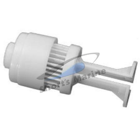 OEM Mercury Mariner 225HP EFI 4-Stroke Outboard Fuel Filter Element (Mercury 9-8 Hp Outboard Motor Fuel Mixture)