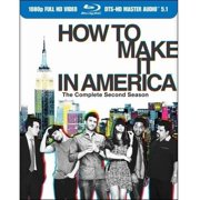 How To Make It In America: The Complete Second Season (Blu-ray) by WARNER HOME ENTERTAINMENT