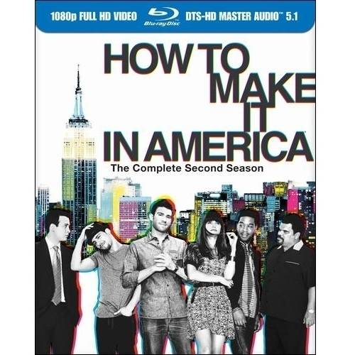 How To Make It In America: The Complete Second Season (Blu-ray)