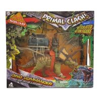 Primal Clash Dino Commander - 2 Styles Assorted (Items May Vary)