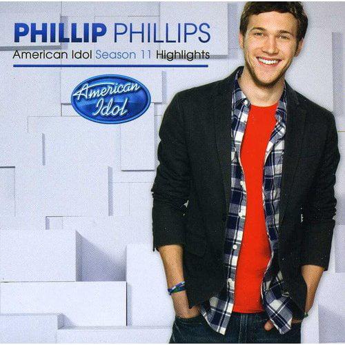 Anderson Phillips,phillip    Exc-american Idol Ep